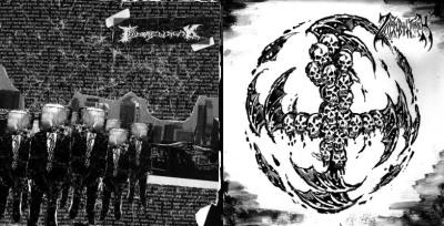 Zarach 'Baal' Tharagh / The Dead Musician - Zarach 'Baal' Tharagh / The Dead Musician