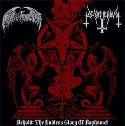 Evil Incarnate / Blaspherian - Behold: The Endless Glory of Baphomet