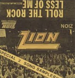 Zion - Roll the Rock / Less of Me