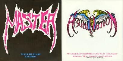 Abomination / Master - Master / Abomination