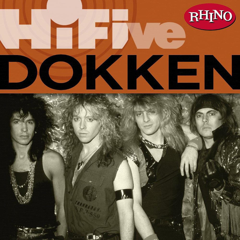 Dokken - Rhino Hi-Five: Dokken