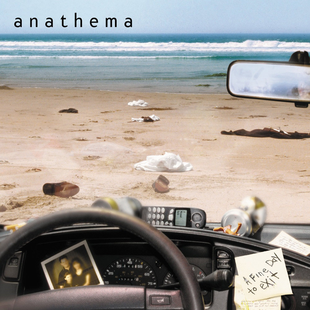 Anathema - A Fine Day to Exit