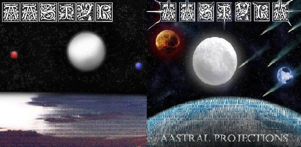 Aastyra - Aastral Projections
