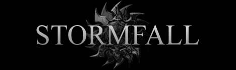 Stormfall - Logo