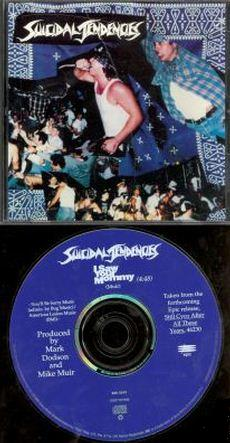 Suicidal Tendencies - I Saw Your Mommy