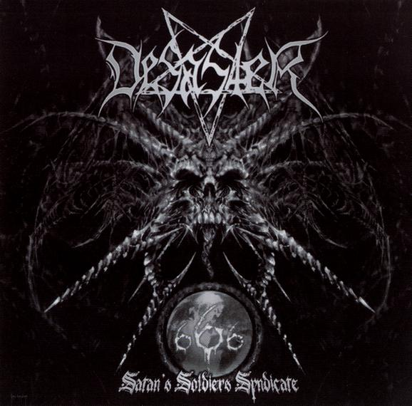 Desaster - Satan's Soldiers Syndicate