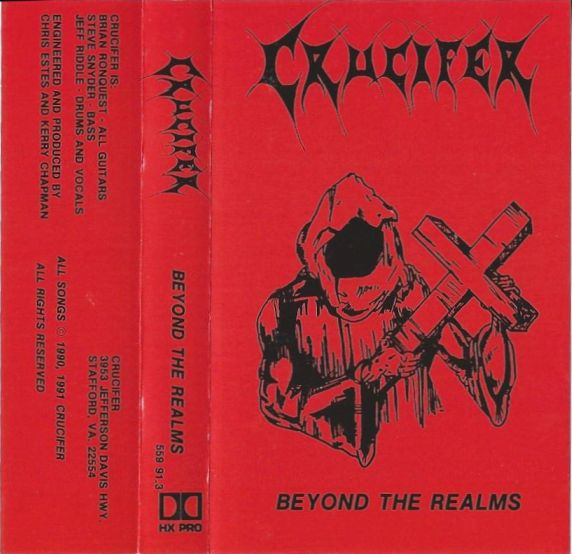 Crucifer - Beyond the Realms