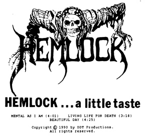 Hemlock - ...a Little Taste