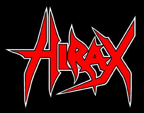 Hirax - Logo