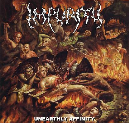 Impurity - Unearthly Affinity