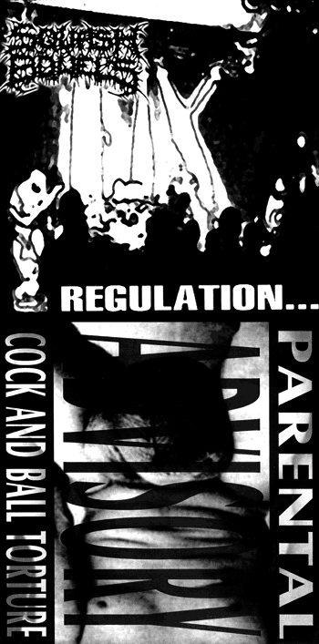 Squash Bowels / Cock and Ball Torture - Regulation... / Veni, Vidi, Spunky