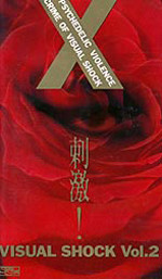 X Japan - 刺激! VISUAL SHOCK Vol. 2