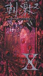X Japan - 刺激² ~夢の中にだけ生きて~ (Visual Shock Vol. 3)