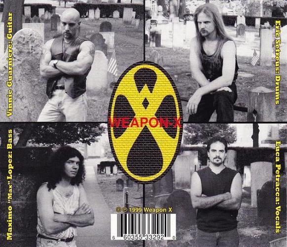 Weapon-X - Photo