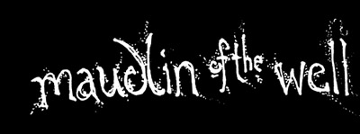 Maudlin of the Well - Logo
