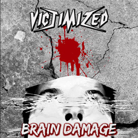 Brain Damage cover (Click to see larger picture)