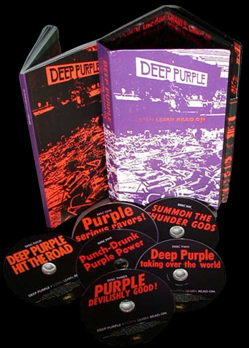 Deep Purple - Listen, Learn, Read On