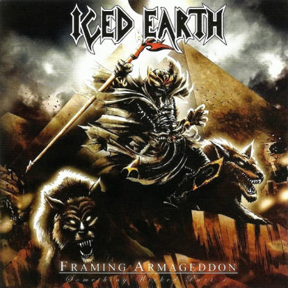 Iced Earth - Framing Armageddon (Something Wicked, Part 1)