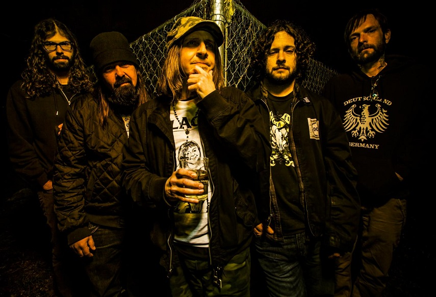 Eyehategod members (Click to see larger picture)