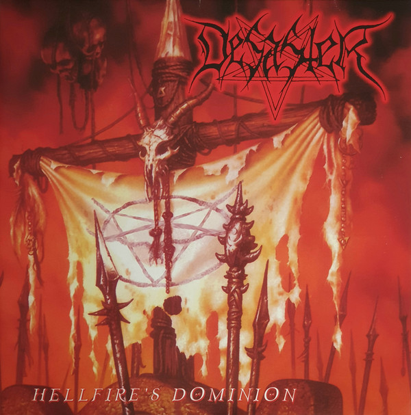Desaster - Hellfire's Dominion