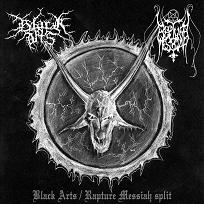 Rapture Messiah / Black Arts - The Arrival of Satan's Kingdom