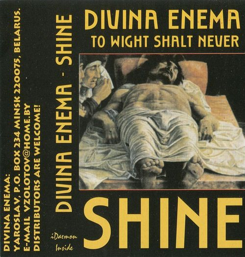 Divina Enema - To Wight Shall Never Shine