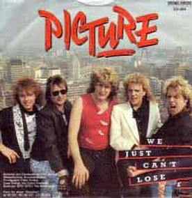Picture - We Just Can't Lose / I'm On My Way