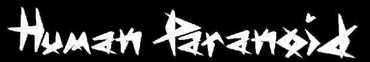 Human Paranoid - Logo