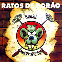 Brasil/Anarkophobia cover (Click to see larger picture)