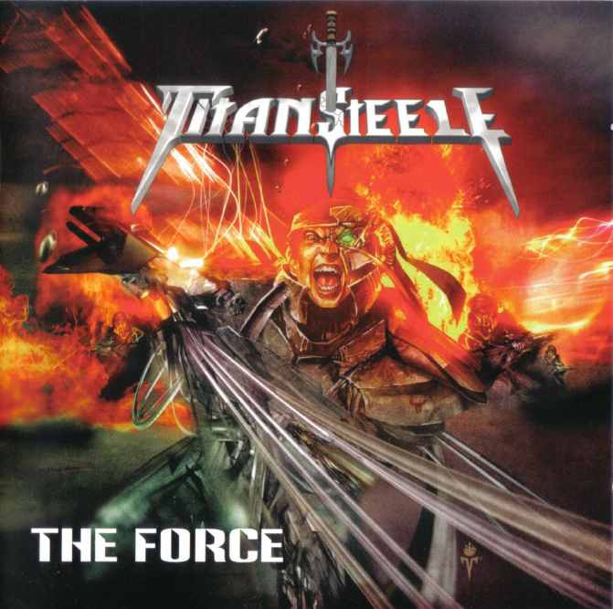 Titan Steele - The Force