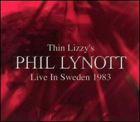 Philip Lynott - Live in Sweden 1983