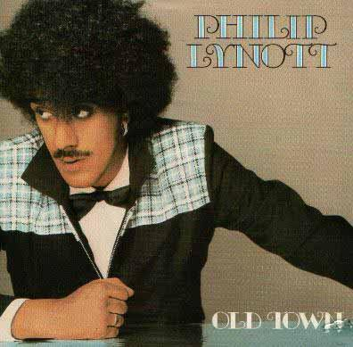 Philip Lynott - Old Town / Beat of the Drum