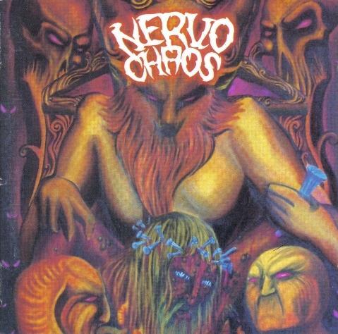 Nervochaos - Legion of Spirits Infernal