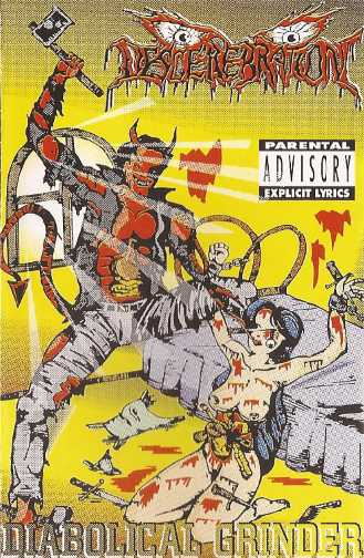 Descerebration - Diabolical Grinder