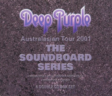 Deep Purple - The Soundboard Series