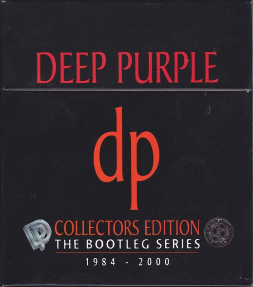 Deep Purple - The Bootleg Series 1984-2000