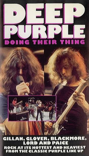 Deep Purple - Doing Their Thing