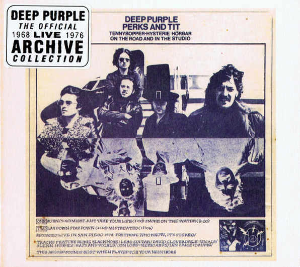 Deep Purple - Perks and Tit