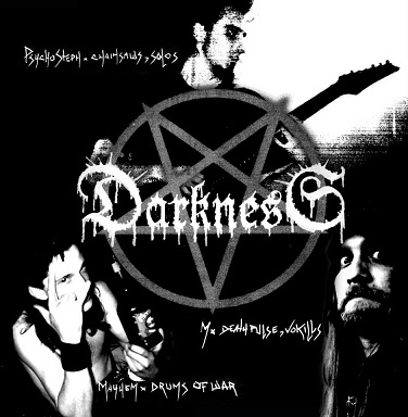 Darkness - Photo