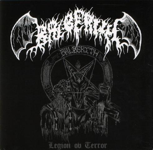 Balberith - Legion ov Terror