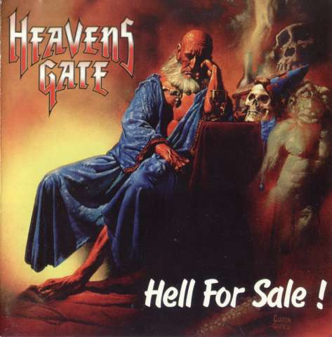 Heavens Gate - Hell for Sale!