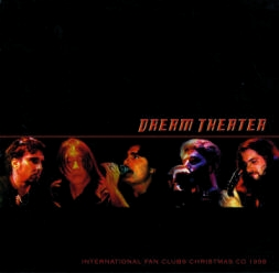 Dream Theater - Fan Club Christmas CD 1998
