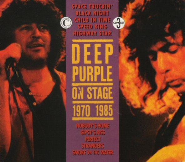 Deep Purple - Best on Stage 1970-1985