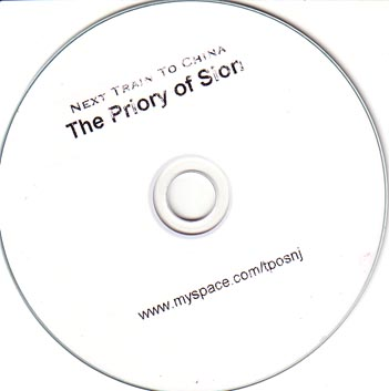 The Priory of Sion - Next Train to China