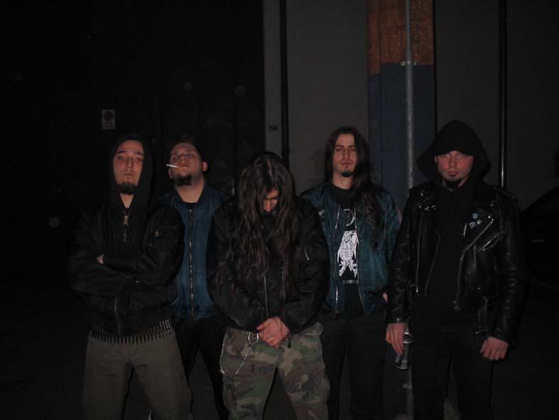 Morbid Upheaval - Photo