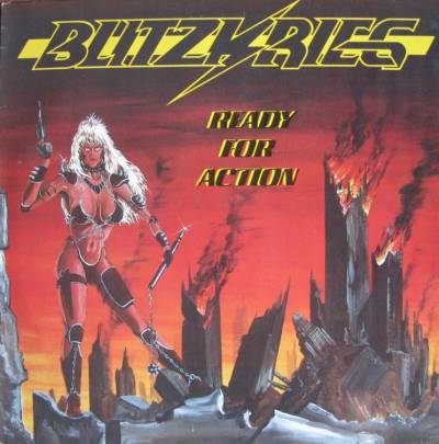 Blitzkrieg - Ready for Action