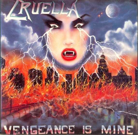 Cruella - Vengeance Is Mine