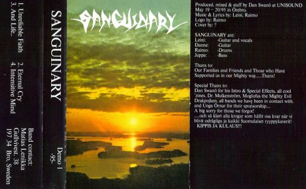 Sanguinary - Demo I