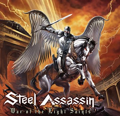 Steel Assassin - War of the Eight Saints