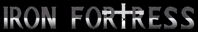 Iron Fortress - Logo